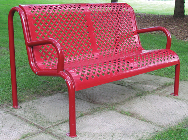 Metro_BenchWithArms_Bench