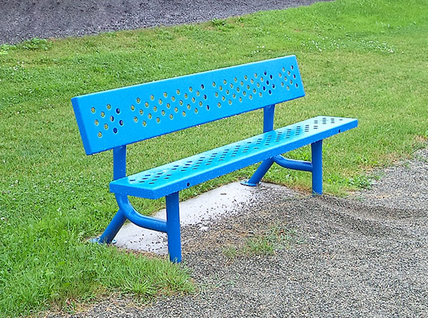 Traditional Bench 2