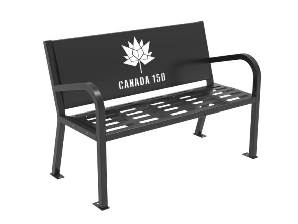 LIS CANADA 150 4FT BLACK AND WHITE web