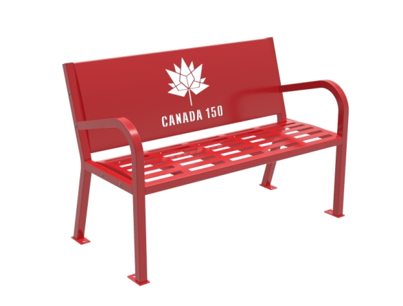 LIS CANADA 150 4FT RED AND WHITE web