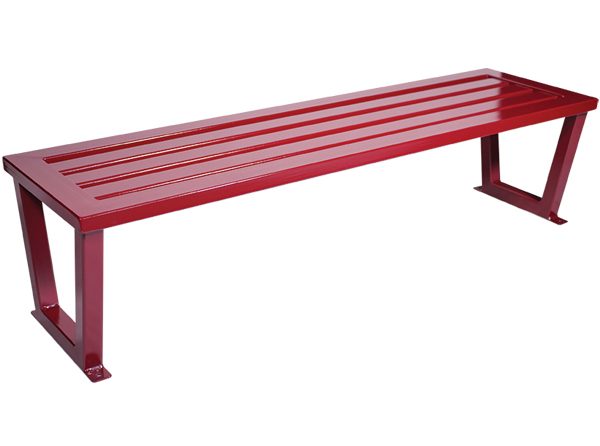 Benches_Decora_Backless No Arms