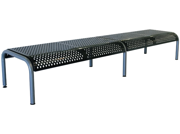 Benches_Metro_Backless Without Arms