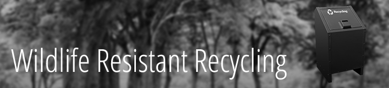 Header_image_Recycling_Wildlife Resistant_Title