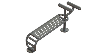 Outdoor Fitness Equipment_Core_Thumbnail