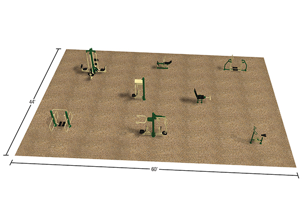 Sample Layout_Fitness Park_Dynamic