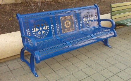 Rotary Bench