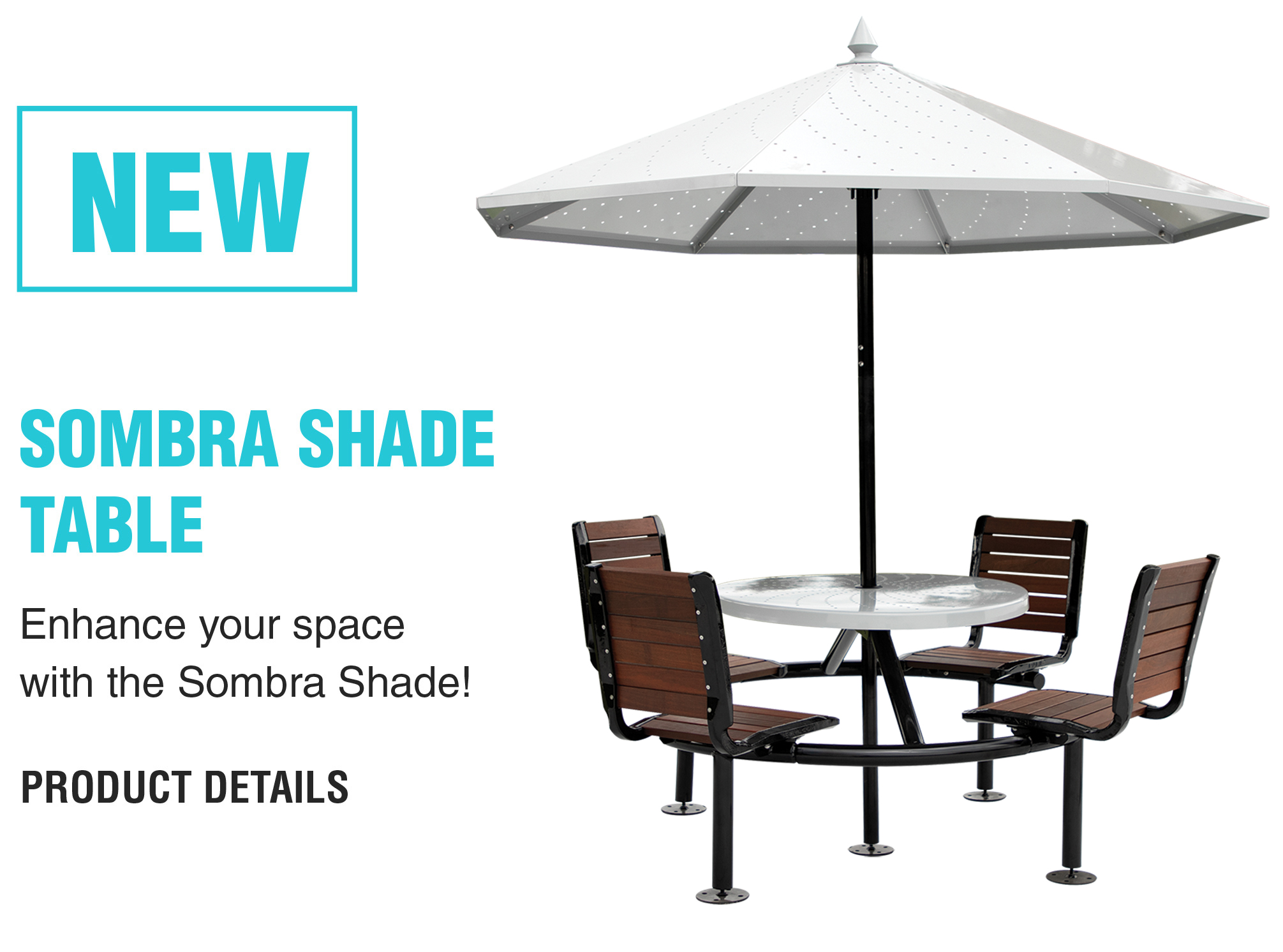 Sombra Shade Table